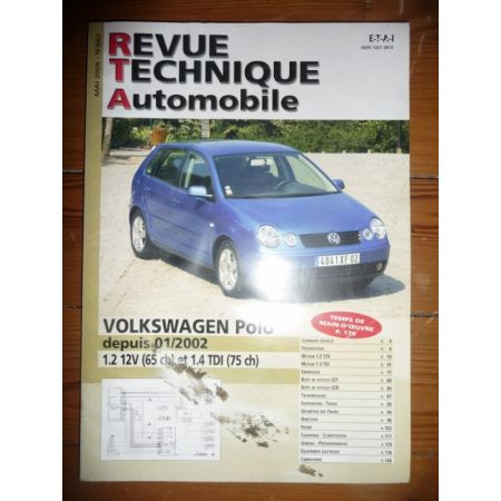 Polo 02- Revue Technique Volkswagen