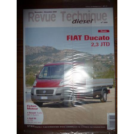 Ducato 2.3 JTD Revue Technique Fiat