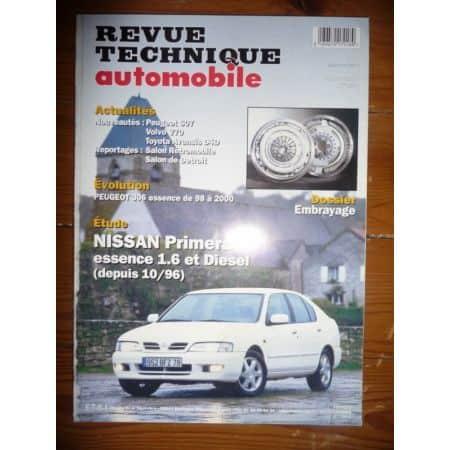 Primera 96- Revue Technique Nissan