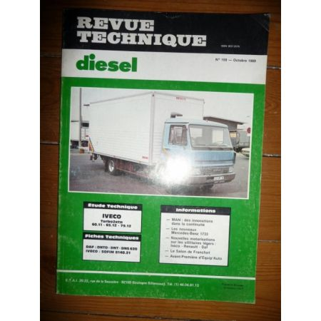 TurboZeta Revue Technique PL Iveco