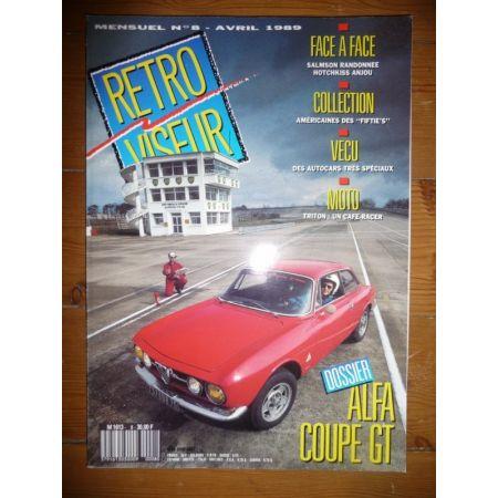 ALFA Coupé GT Revue Retro Viseur