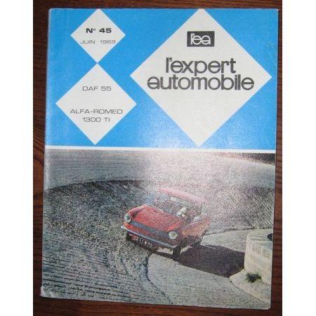 1300 TI Revue Technique Alfa Romeo Daf