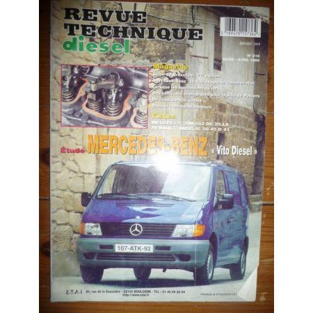 Vito Diesel Revue Technique Mercedes