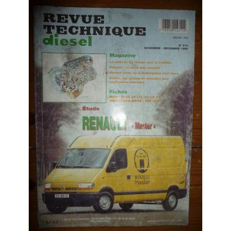 Master Revue Technique Renault