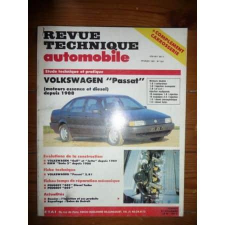 Passat 88- Revue Technique Volkswagen