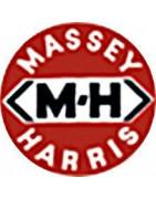 Revues Techniques Agricoles des MASSEY-HARRIS