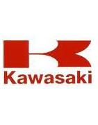Manuels officiels KAWASAKI (Allemand)