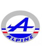 Catalogue des Pièces détachées ALPINE