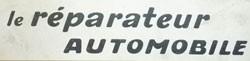 RA - Réparateur Automobile